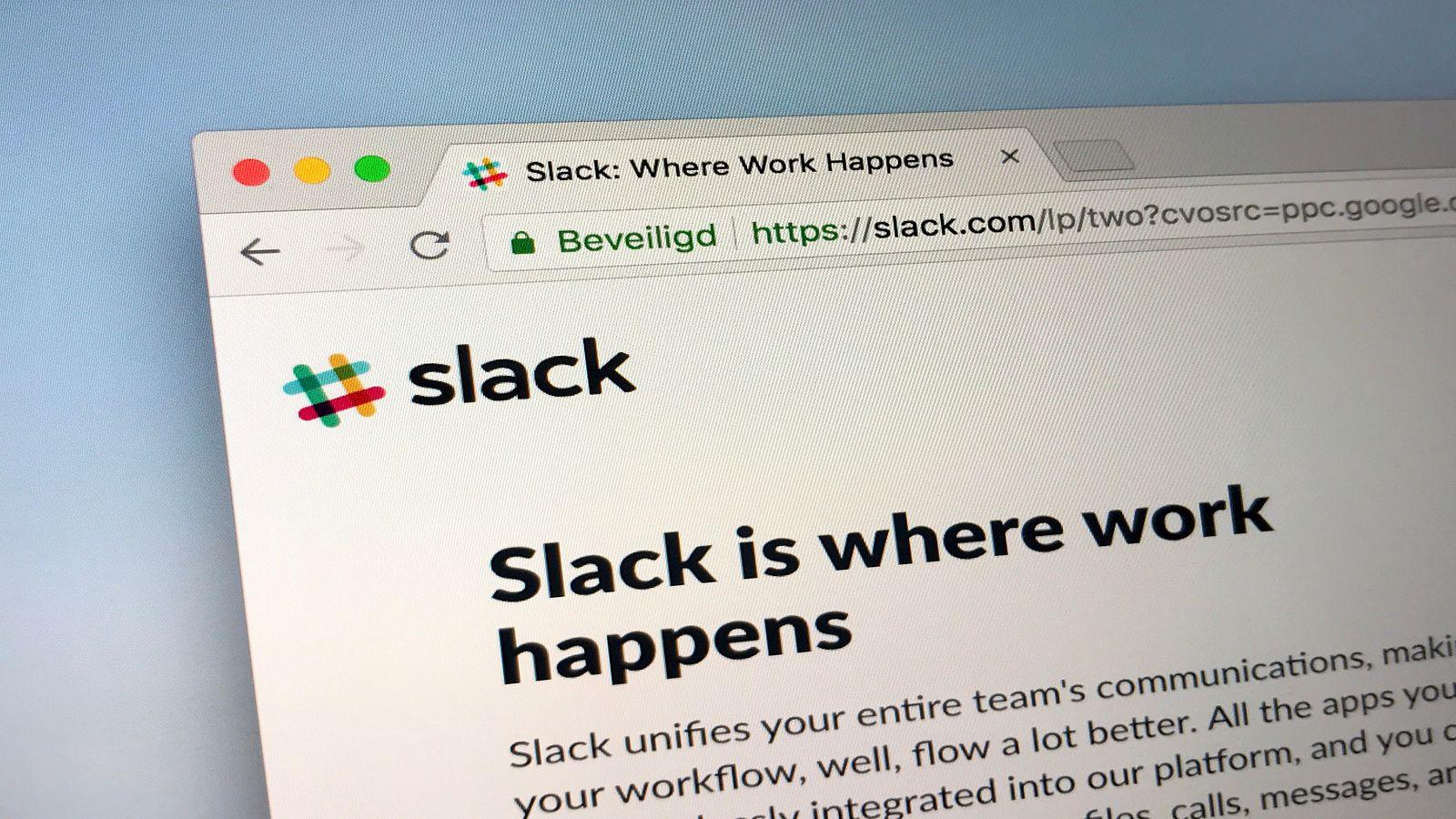 ビジネスチャットにはSlackが便利!豊富な機能をご紹介