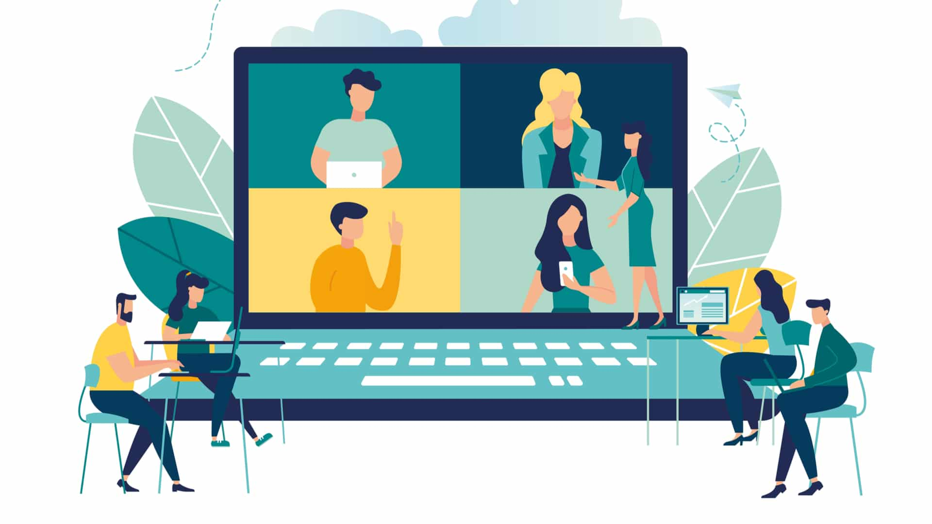 【初めてのオンラインセミナーで失敗したくない人必見】成功するZoomウェブナー準備編 所要時間40分以上なら有料プランを!